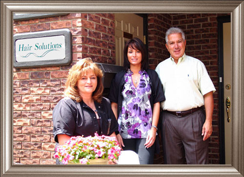 hair solutions staff